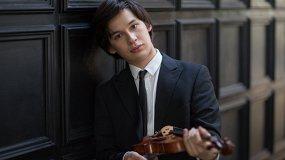 Айлен Притчин (скрипка), Юрий Фаворин (фортепиано)