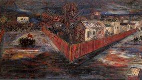Головой о стену. Живопись и графика Бориса Голополосова 1920–1930-х годов