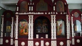 Обновленная экспозиция иконного зала