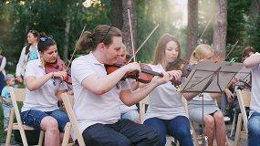 «Музыка вокруг нас»: Камерный оркестр Молодежного театра на Булаке