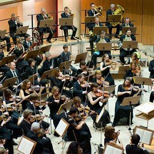 «Конек-Горбунок»: Омский академический симфонический оркестр