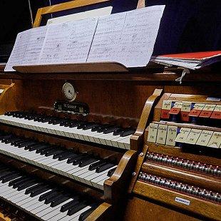 Ольга Колесникова (орган), Анастасия Бебешко (орган)
