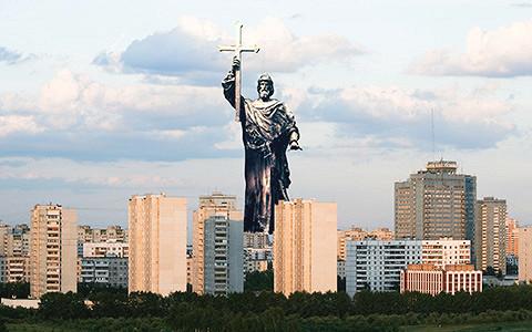 «Москва-Сити» и другие места, где тоже можно поставить памятник князю Владимиру