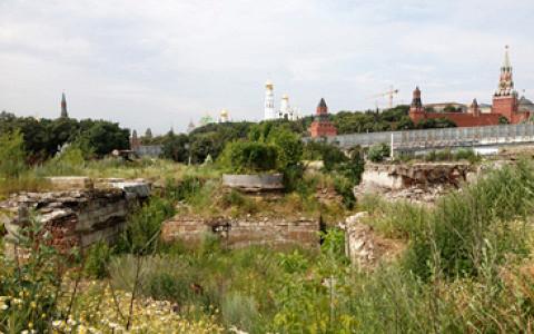 Иностранные архитекторы о парке у Кремля