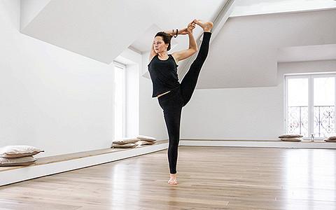 15 лучших мест для йоги в Москве