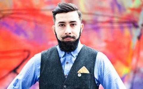 Посетители фестиваля бород о Марксе, средствах ухода и теплоизоляции