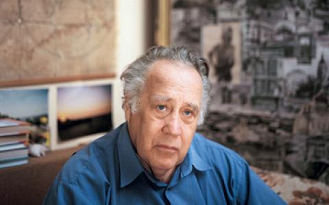 Владислав Крапивин, писатель, 74 года