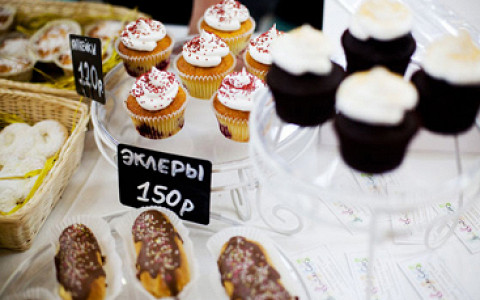 Haute Couture Cakes, La Caramella, Ben The Baker и другие маленькие кулинарные сообщества