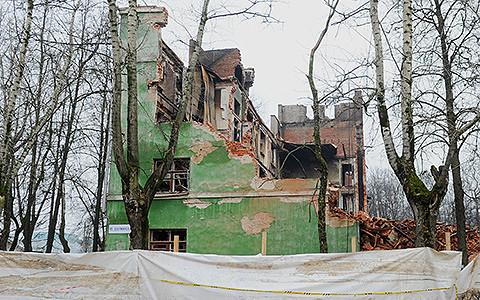 Дом Болшевской коммуны в Королеве: еще один разрушенный памятник конструктивизма