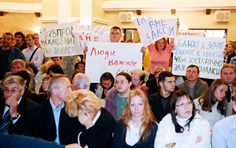 Московские депутаты предлагают не согласовывать новые проекты с жителями