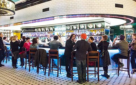 Новый Noor: как изменился один из лучших баров Москвы