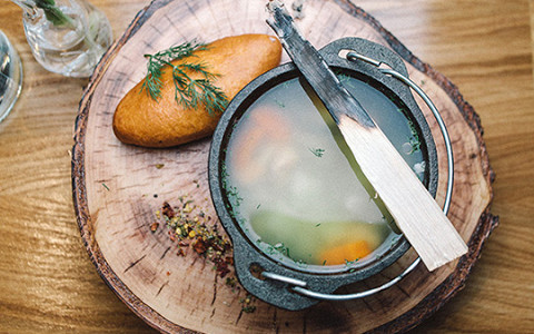 Ресторан «Рассольников»: как я поел из помойного ведра