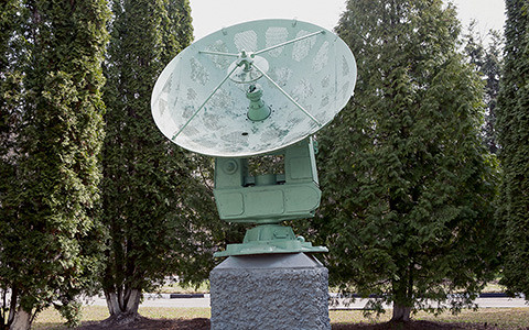 Как выглядит место, откуда следят за 18 000 объектов в космосе