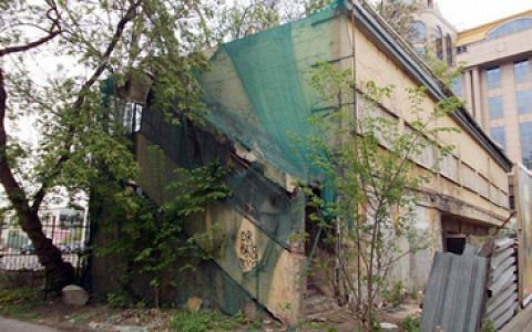 Прачечную дома Наркомфина начнут реставрировать весной по проекту внука Моисея Гинзбурга