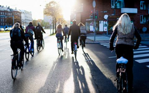 Набережные города перекроют для нескольких тысяч велосипедистов