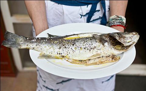 Где есть рыбу и морепродукты в Москве: секретное место