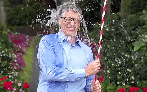 Ice Bucket Challenge. Лучшие моменты — от Гейтса до Челентано