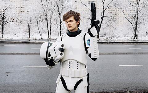 Каково это — быть героем «Звездных войн» в Москве