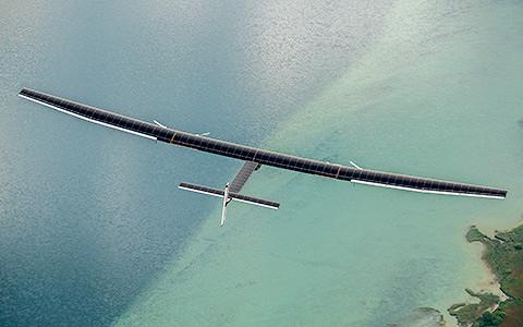 Solar Impulse: главное приключение года