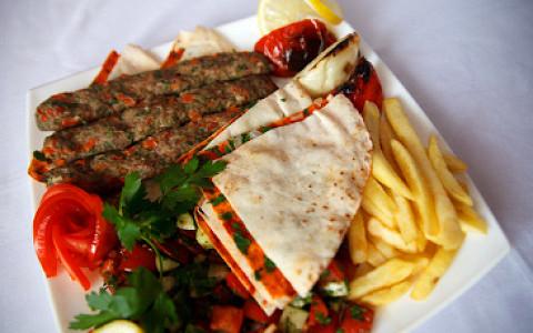 Ливанские и сирийские рестораны