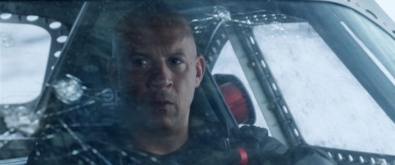 Форсаж-8 (The Fate of the Furious)
