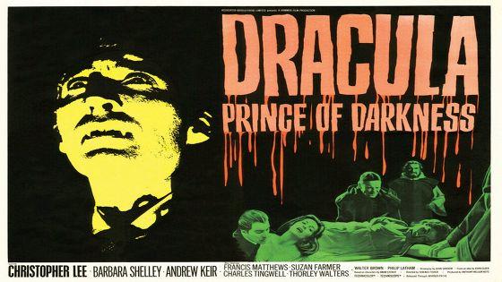 Дракула, князь тьмы (Dracula: Prince of Darkness)