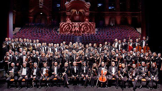 Оркестр, хор и солисты театра «Геликон-опера»