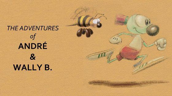 Приключения Андрэ и пчелки Уэлли (The Adventures of Andre and Wally B.)