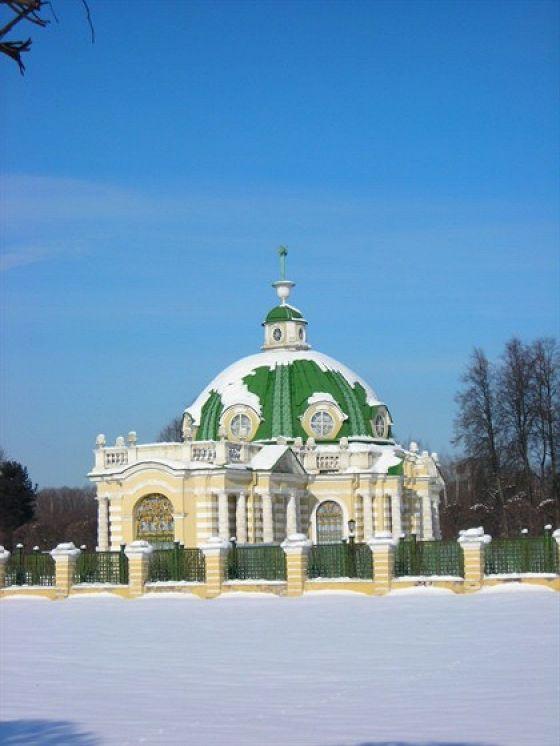 Усадьба Кусково и Музей керамики