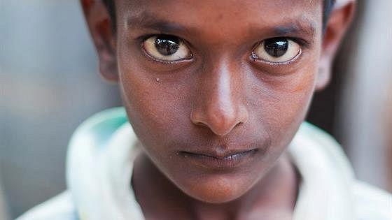 Любовь Разумовская. Индия. Лица потомков Махабхараты