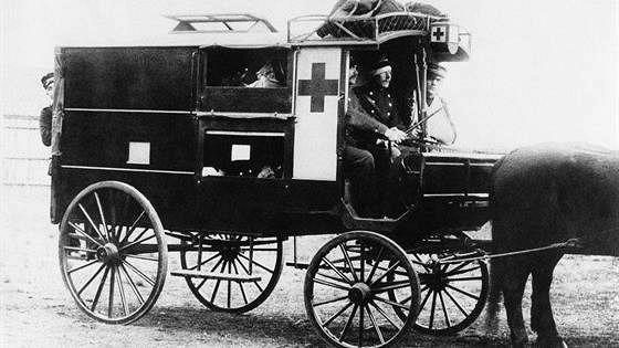 Красный Крест. Гуманитарная фотография 1865–2015