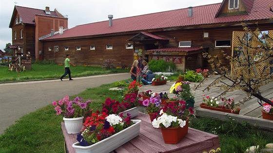Конно-оздоровительный центр Фонда Тихомировых