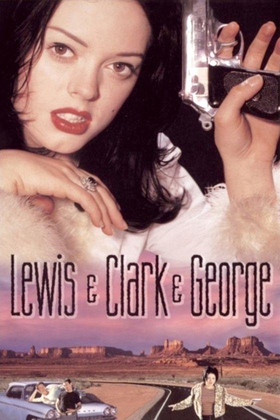 Опасное трио (Lewis & Clark & George )