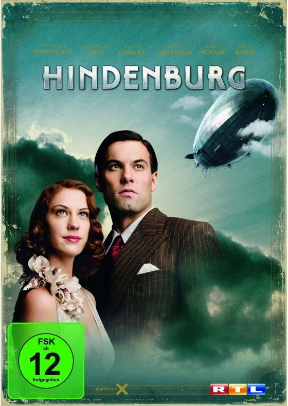 Гинденбург. Последний полет (Hindenburg)