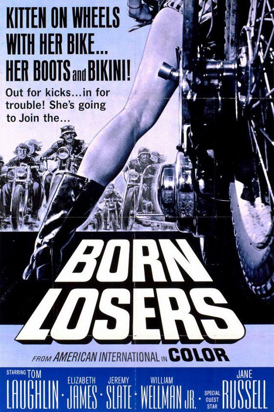 Рожденные проигрывать (The Born Losers)