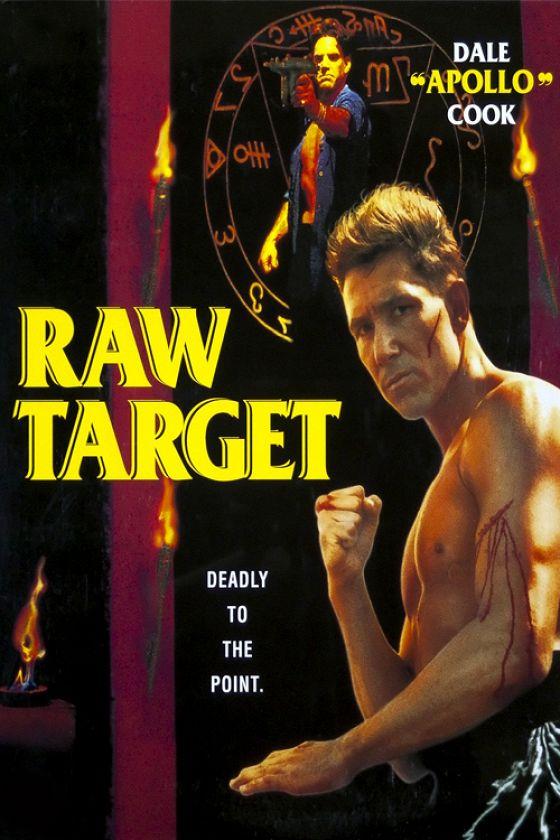 Король кикбоксеров: Последний нокдаун (Raw Target)
