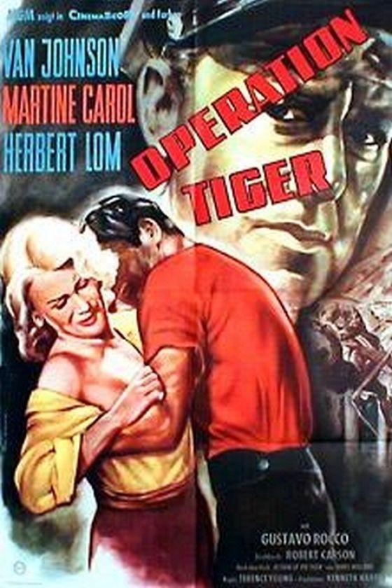 Действие тигра (Action of the Tiger)