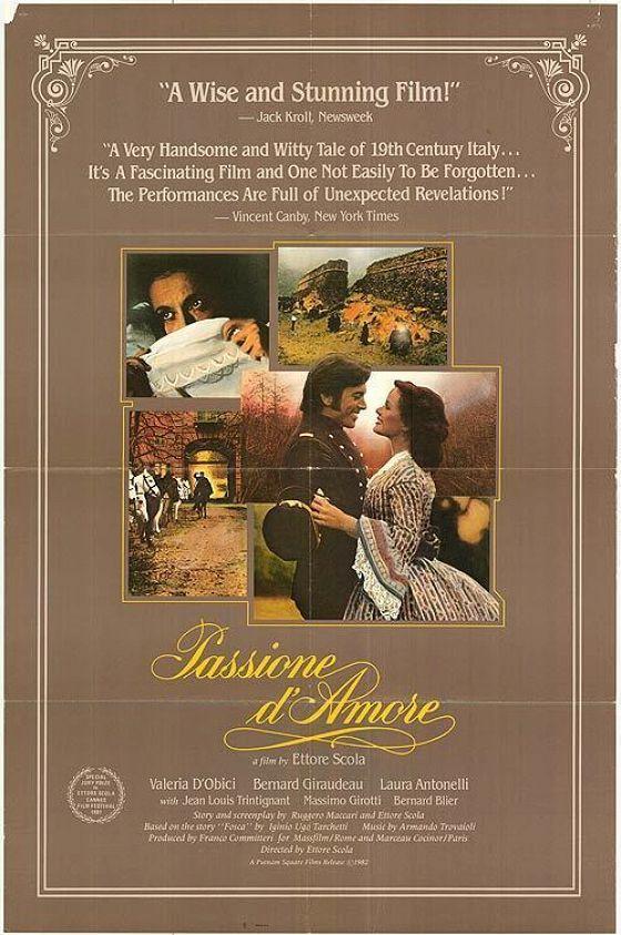 Любовная страсть (Passione d'amore)