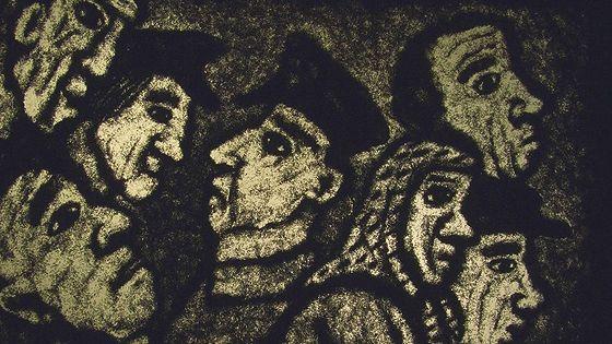 Раскадровка книги: иллюстрации знаменитых мультипликаторов. Графика из собрания издательства «Вита Нова»