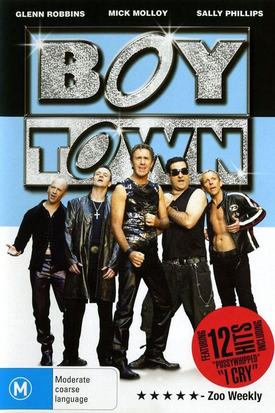 Мальчики на пенсии (BoyTown)