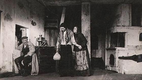 Шолом-Алейхем. Писатель и его герои в искусстве, театре и кино