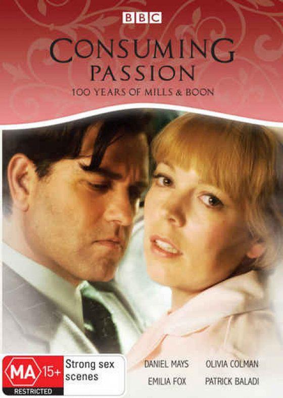 Пылая страстью (Consuming Passion)