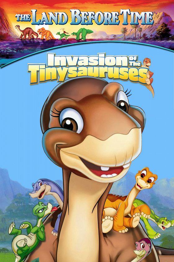 Земля до начала времен-11: Вторжение мышезавров (The Land Before Time XI: Invasion of the Tinysauruses)