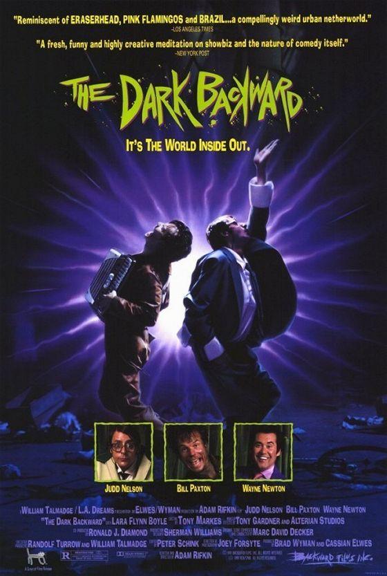 Назад в темноту (The Dark Backward)