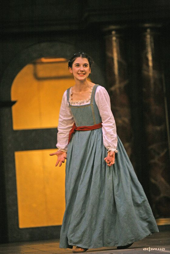 Ромео и Джульетта (Shakespeare's Globe: Romeo and Juliet)