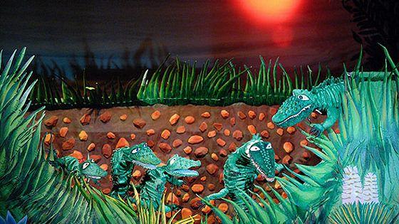 Сказка про крокодилов