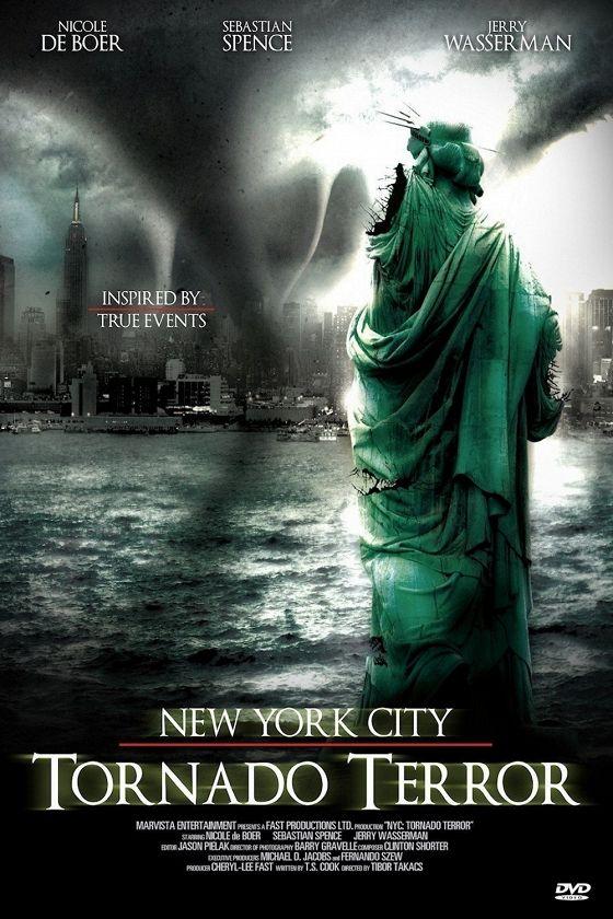 Ужас торнадо в Нью-Йорке  (NYC: Tornado Terror)