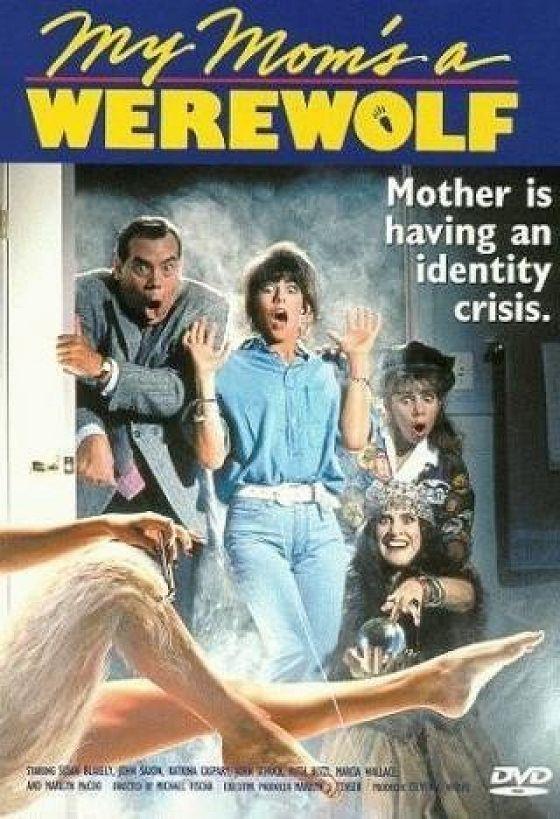 Моя мама — оборотень (My Mom's a Werewolf)