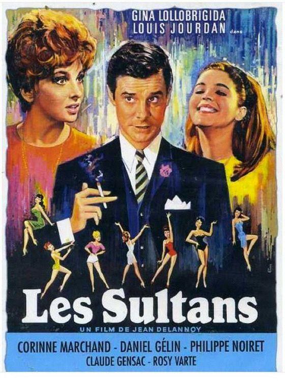 Итальянская любовница (Les Sultans )