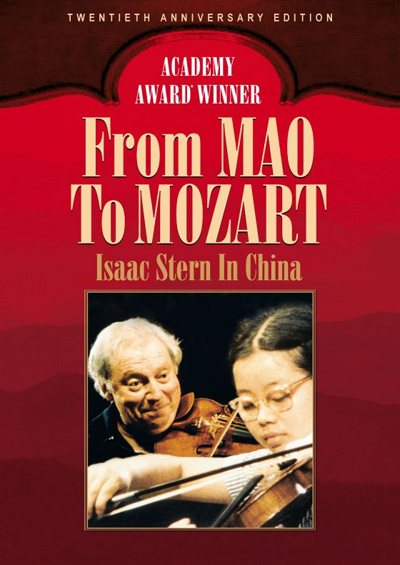 From Mao to Mozart: Isaac Stern in China